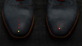 Illustration for article titled You'd Never Get Lost With a Pair of These GPS Shoes