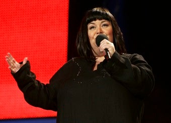 Illustration for article titled Dawn French: No More Fat Jokes