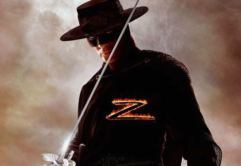 """Illustration for article titled The """"Post-Apocalyptic Zorro"""" Movie Is Alive, The Desire to Live Is Dead"""