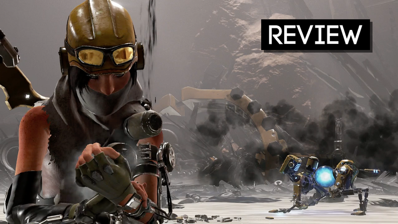 Illustration for article titled ReCore: The Kotaku Review