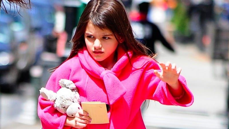 Illustration for article titled Suri Cruise's Clothing Line Is Our Fearsome New Reality