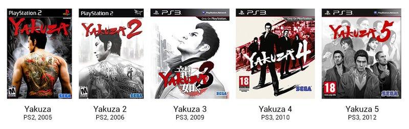 What Yakuza Games To Play After You Finish Yakuza 0