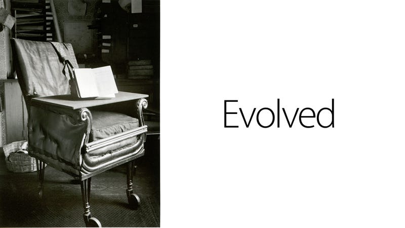 Illustration for article titled Charles Darwin Hacked Together His Own Office Chair Because He Was a Genius