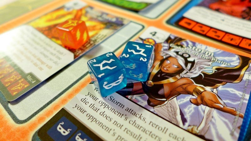 Illustration for article titled Marvel Dice Masters Is Like Magic: The Gathering, But With Superheroes