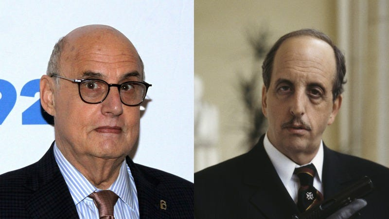 Jeffrey Tambor (left) and Vincent Schiavelli (right). (Photos: Donna Ward/Getty Images, Keith Hamshere/Getty Images)