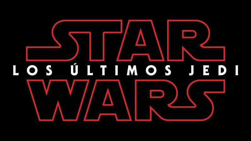 (Photo: @StarWarsSpain/Twiter)