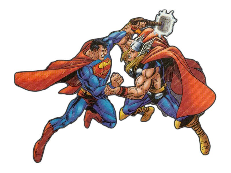 "Illustration for article titled ""Thor is the New Superman"""