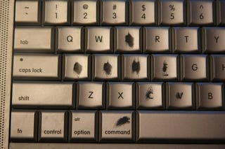 Illustration for article titled Have You Ever Broken a Keyboard By Typing Too Hard?