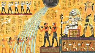 <i>Mad Max: Fury Road</i>, Retold Through Hieroglyphs Is Perfect