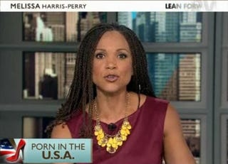 Melissa Harris-Perry on the impact of porn (MSNBC)