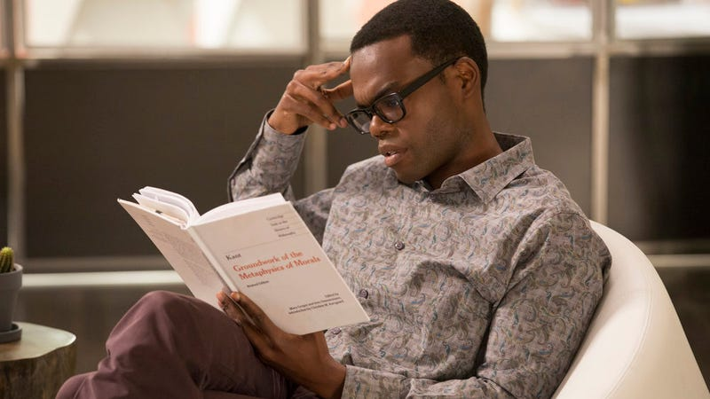 Image result for the good place chidi