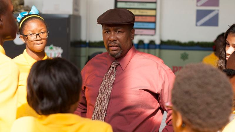 Illustration for article titled Wendell Pierce is the latest actor to leave NBC for The Odd Couple