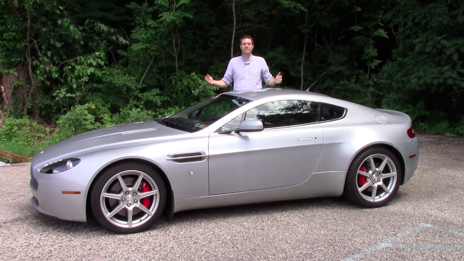 Here\'s What It Really Costs to Own a $45,000 Used Aston Martin