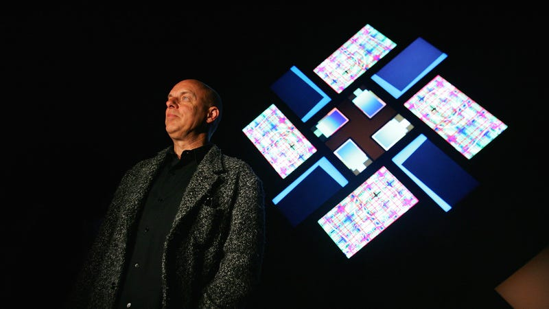 Illustration for article titled Brian Eno announces huge box set of music for art installations