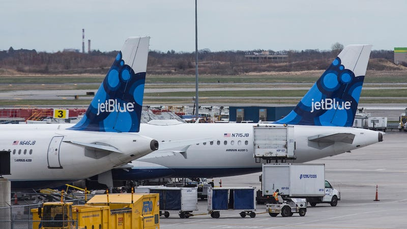 Illustration for article titled ​Jet Blue Apologizes After Refusing to Let Toddler Use Restroom