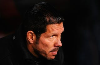 Illustration for article titled Atlético Madrid's Diego Simeone Is The World's Dopest Manager