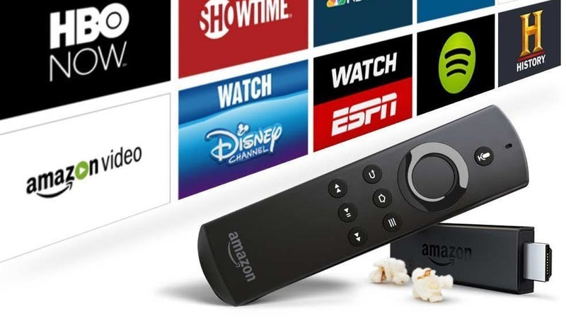 Refurb Fire TV Stick Voice Remote Bundle, $40