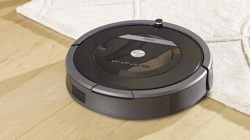 iRobot Roomba 801 | $279 | AmazonGráfico: Shep McAllister