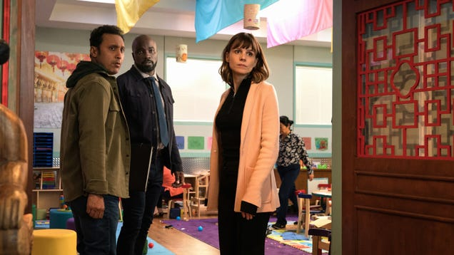 CBS likes all of its new shows, especially Evil