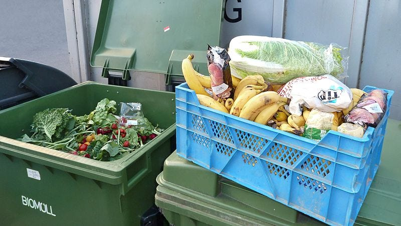 France Makes It Illegal To Waste Food