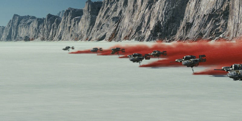 Image result for star wars episode 8 ice planet
