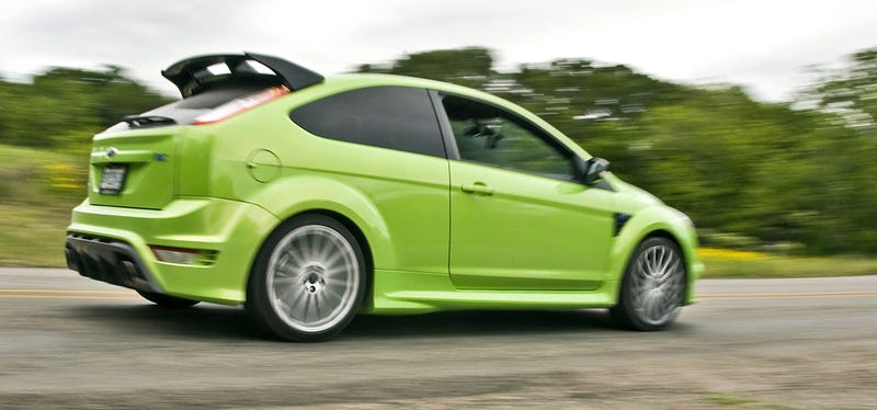 Illustration for article titled The Ford Focus RS Is Every Bit As Wonderful As You Think It is