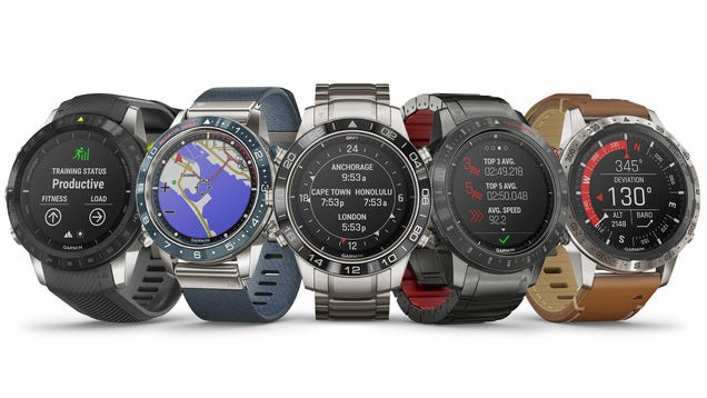 Garmin Hopes People Will Pay Thousands for a Smartwatch If It s Pretty