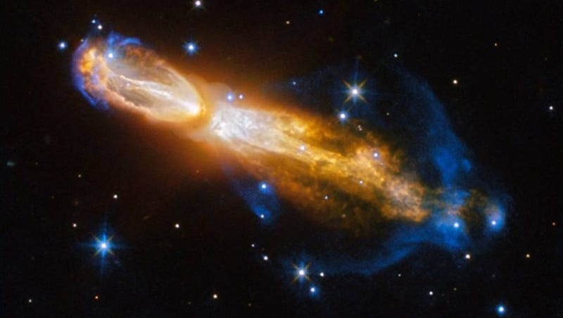 Image: ESA/Hubble/NASA; Acknowledgement: Judy Schmidt