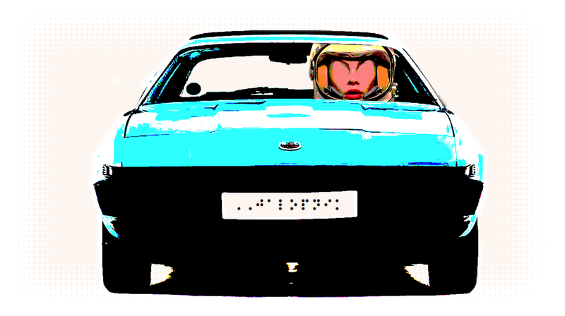 Illustration for article titled This Is What Cars Would Be Like If Humans Never Evolved Sight