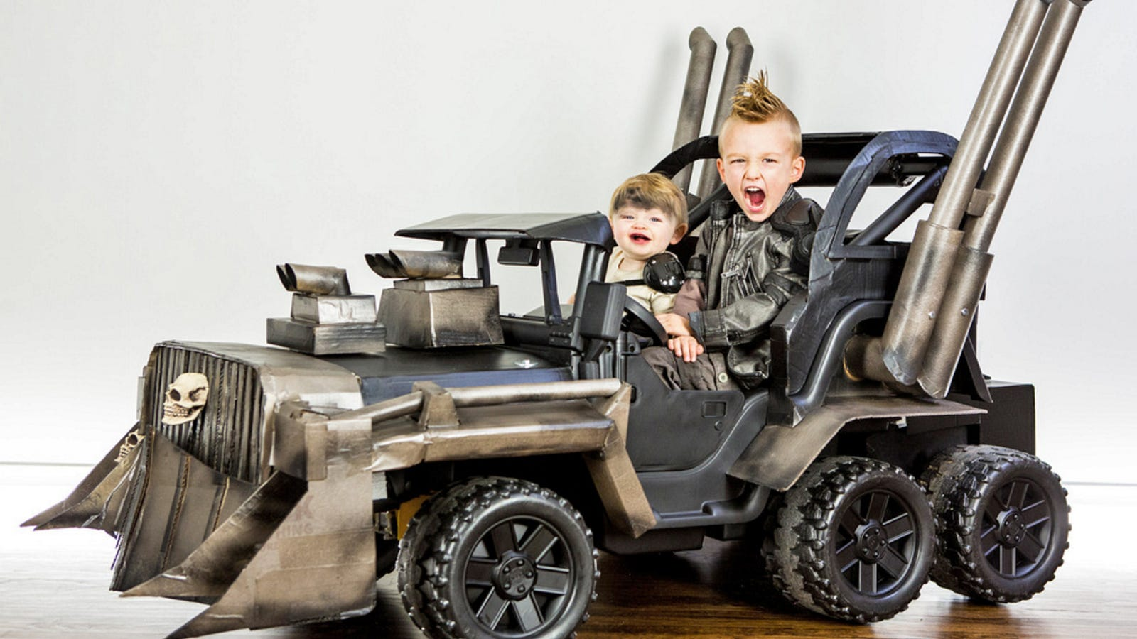 Your halloween costume will never be as amazing as this for Electric motors for halloween props