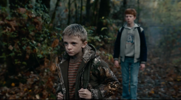Don t Watch This Trailer for Antlers Unless You Want to Discover Its Big Secret