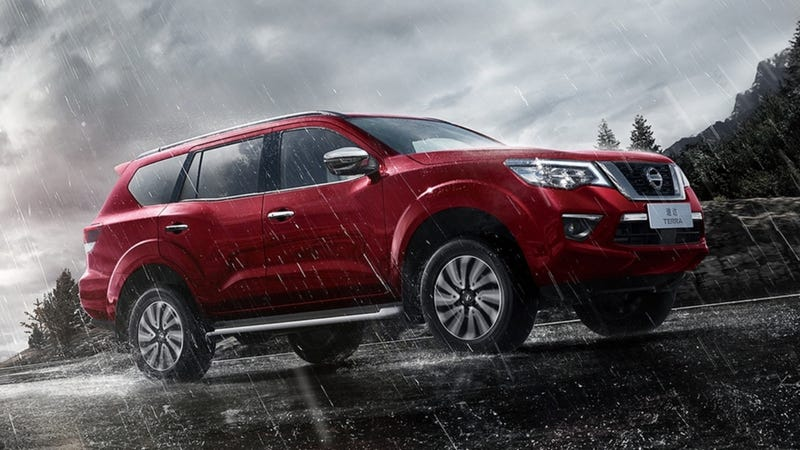 Nissan XTerra Successor Probably Won't Come to the U.S ...