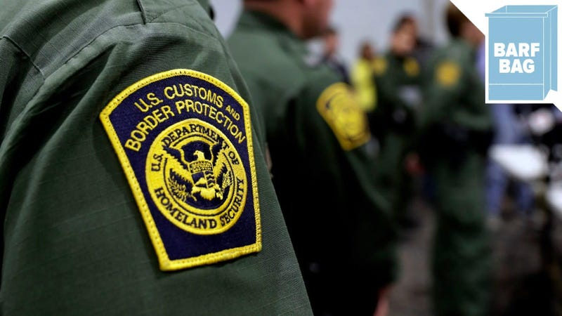 Illustration for article titled Well, There Sure Seem to Be a Lot of Racist and Sexist Border Patrol Agents