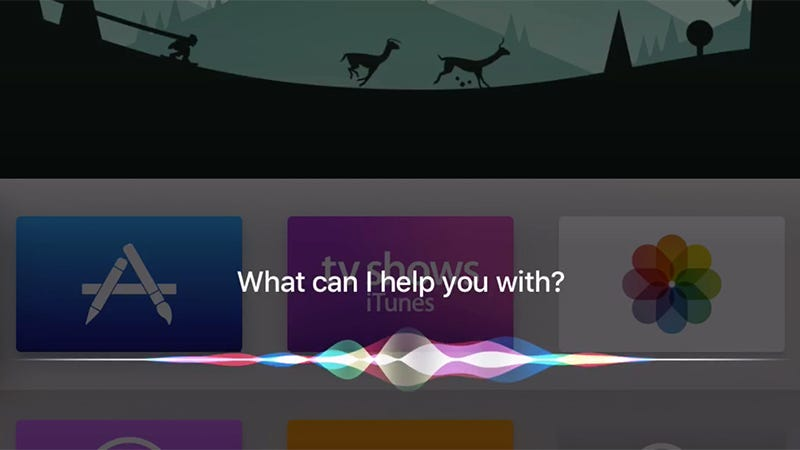 Illustration for article titled Everything You Can Say to Siri on the New Apple TV