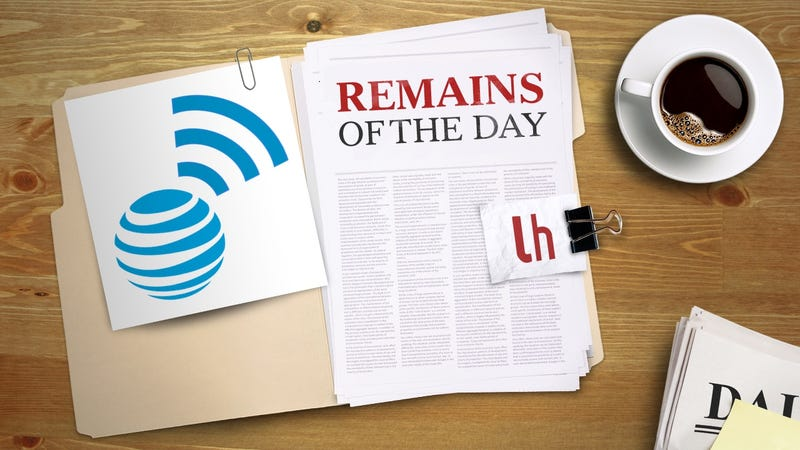 Illustration for article titled Remains of the Day: AT&T Is Bringing Wi-Fi Calling to Android Phones