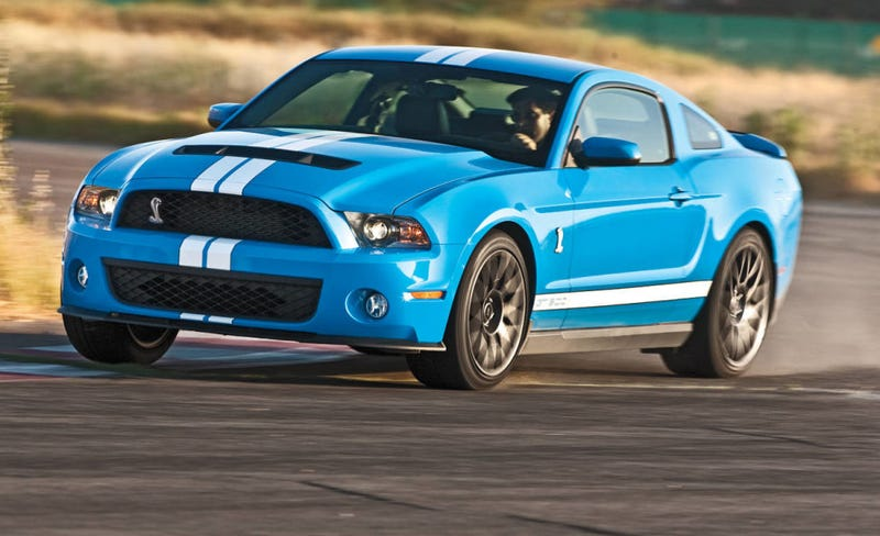 Illustration for article titled 2012 Shelby GT500 or 2012 Boss 302?