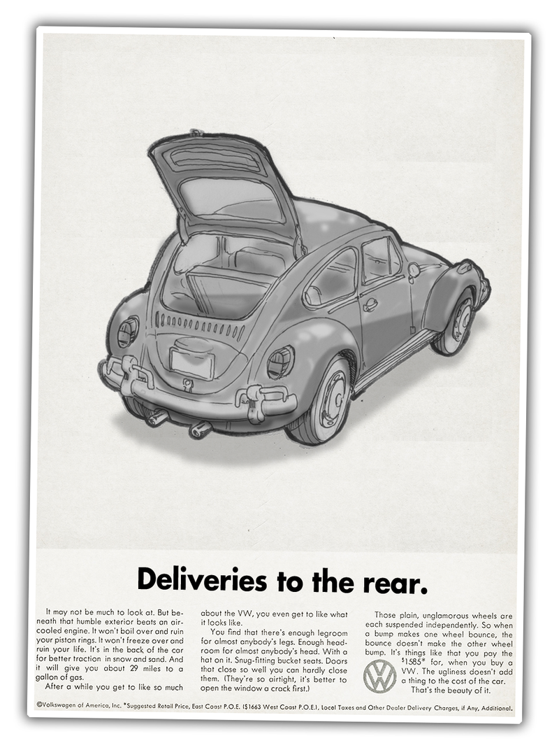 How Volkswagen Could Have Built A Better Air-Cooled Beetle