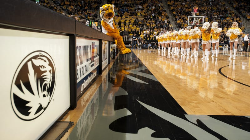 Man Drives Through Mizzou Arena