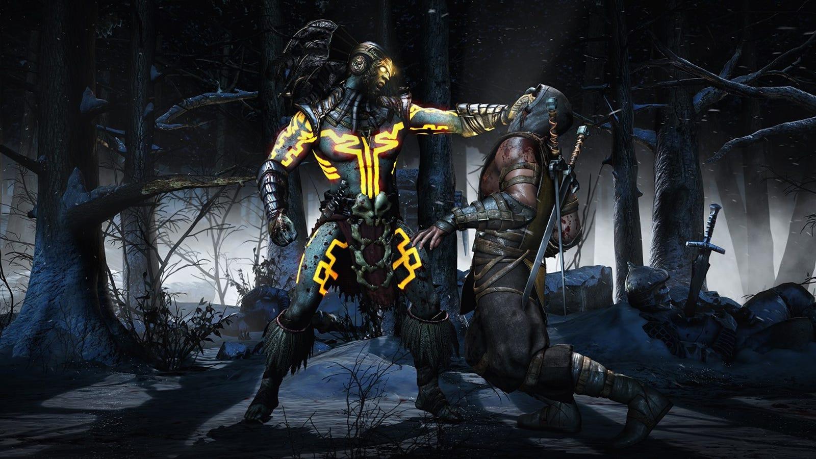 Todos los violentos fatalities de Mortal Kombat X, en un solo vídeo