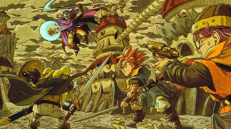 Illustration for article titled La nueva versión de Chrono Trigger para PC es un desastre, y los fans están molestos