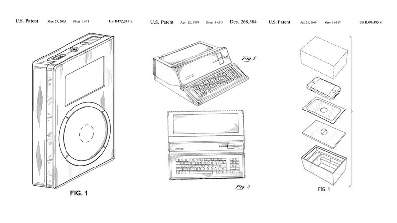 Illustration for article titled Steve Jobs Has 313 Apple Patents to His Name