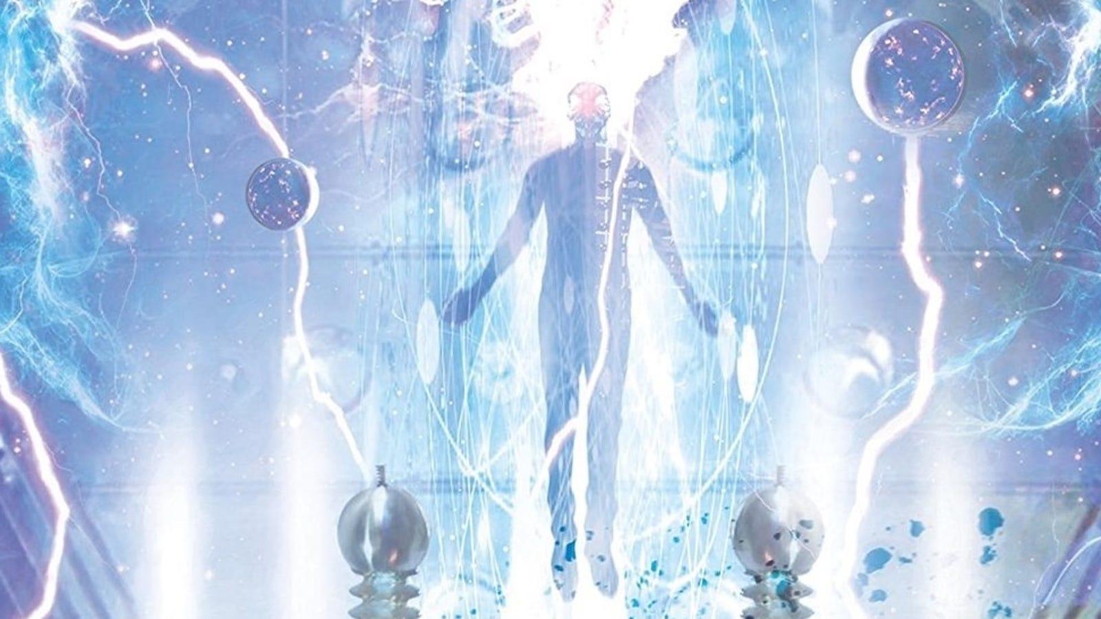 Calendar Art Sci : Io august book calendar amazing new sci fi and fantasy books