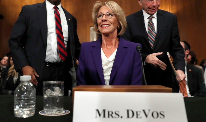 Betsy DeVos Is a Threat to America's Children