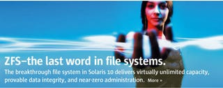 Illustration for article titled ZFS Now Default File System in Apple's OS X Leopard