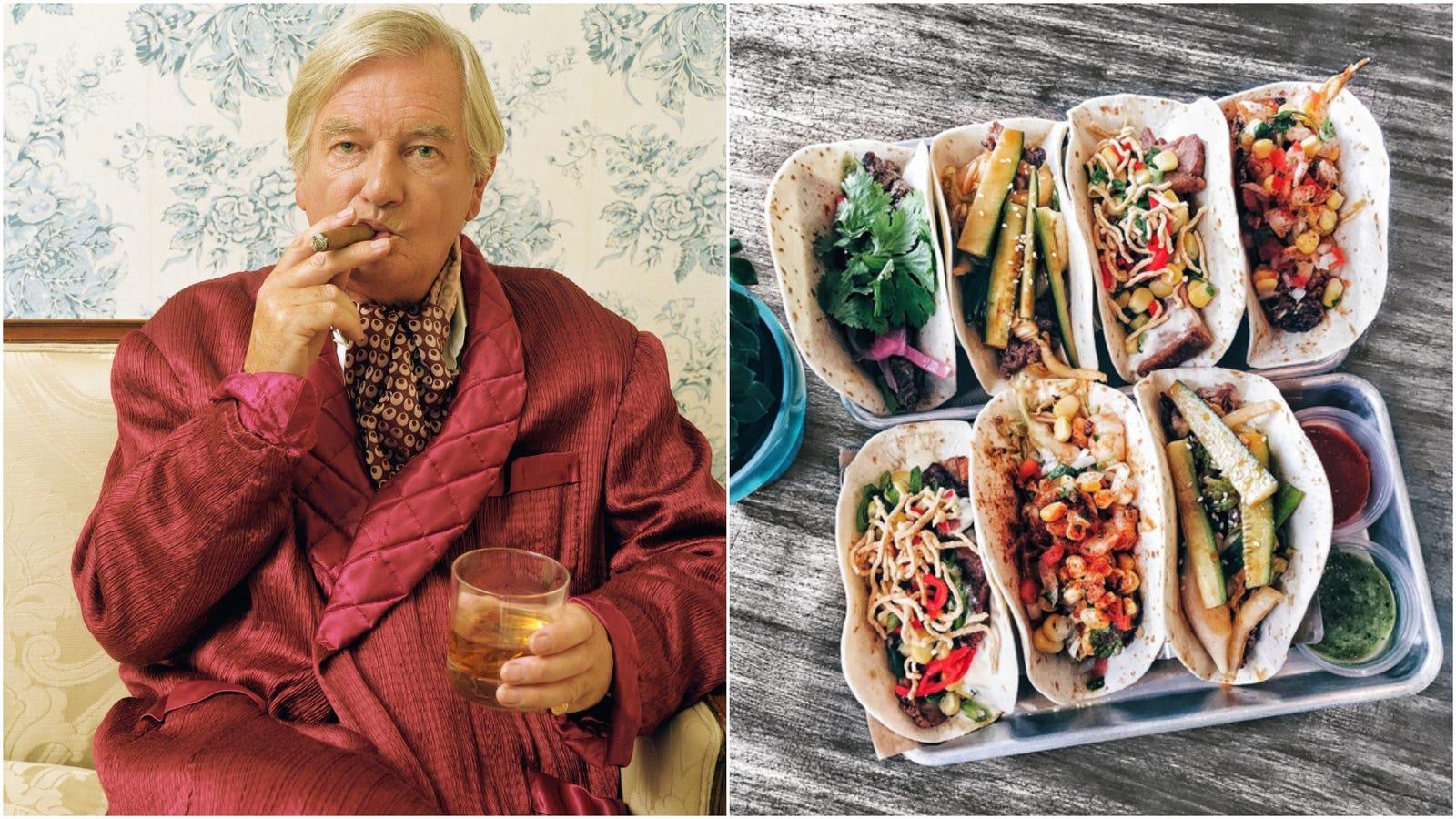 What do $180 tacos get you?