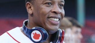 """Illustration for article titled Apple on Dr. Dre's Violent Past: """"We Have Every Reason to Believe That He Has Changed"""""""
