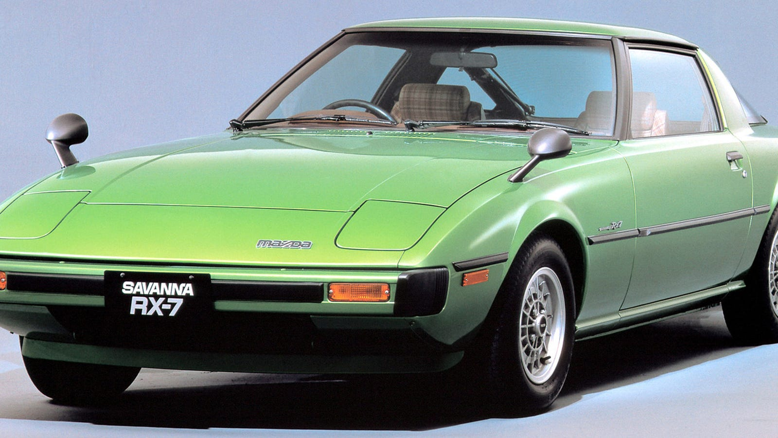 The Original Mazda RX-7 Is A Goddamn Masterpiece