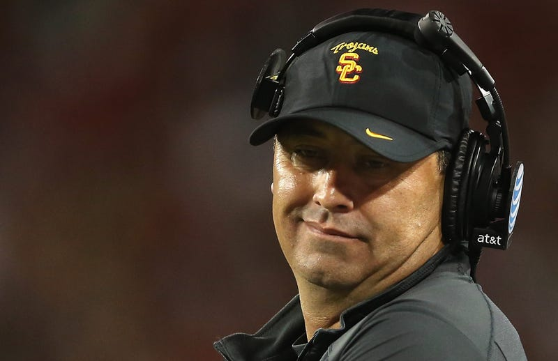 Illustration for article titled Steve Sarkisian: It Was The Meds, Not The Booze