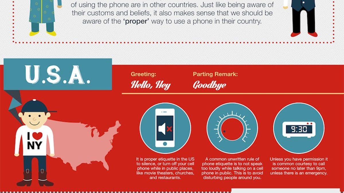 What the proper cell phone etiquette is around the world kristyandbryce Choice Image
