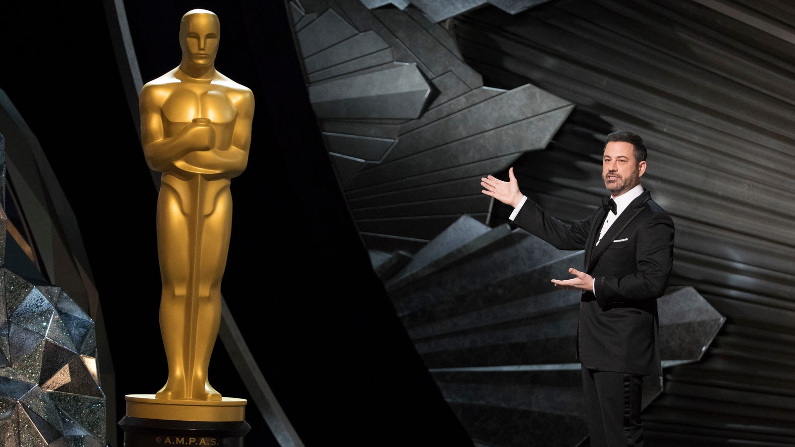 Of course ABC was behind the Oscars' big, dumb new changes